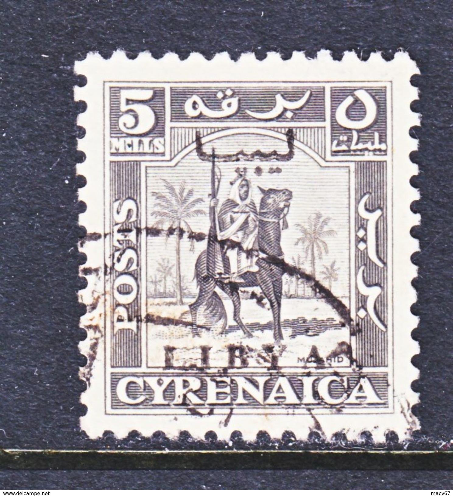 LIBYA  126   (o) - Libië