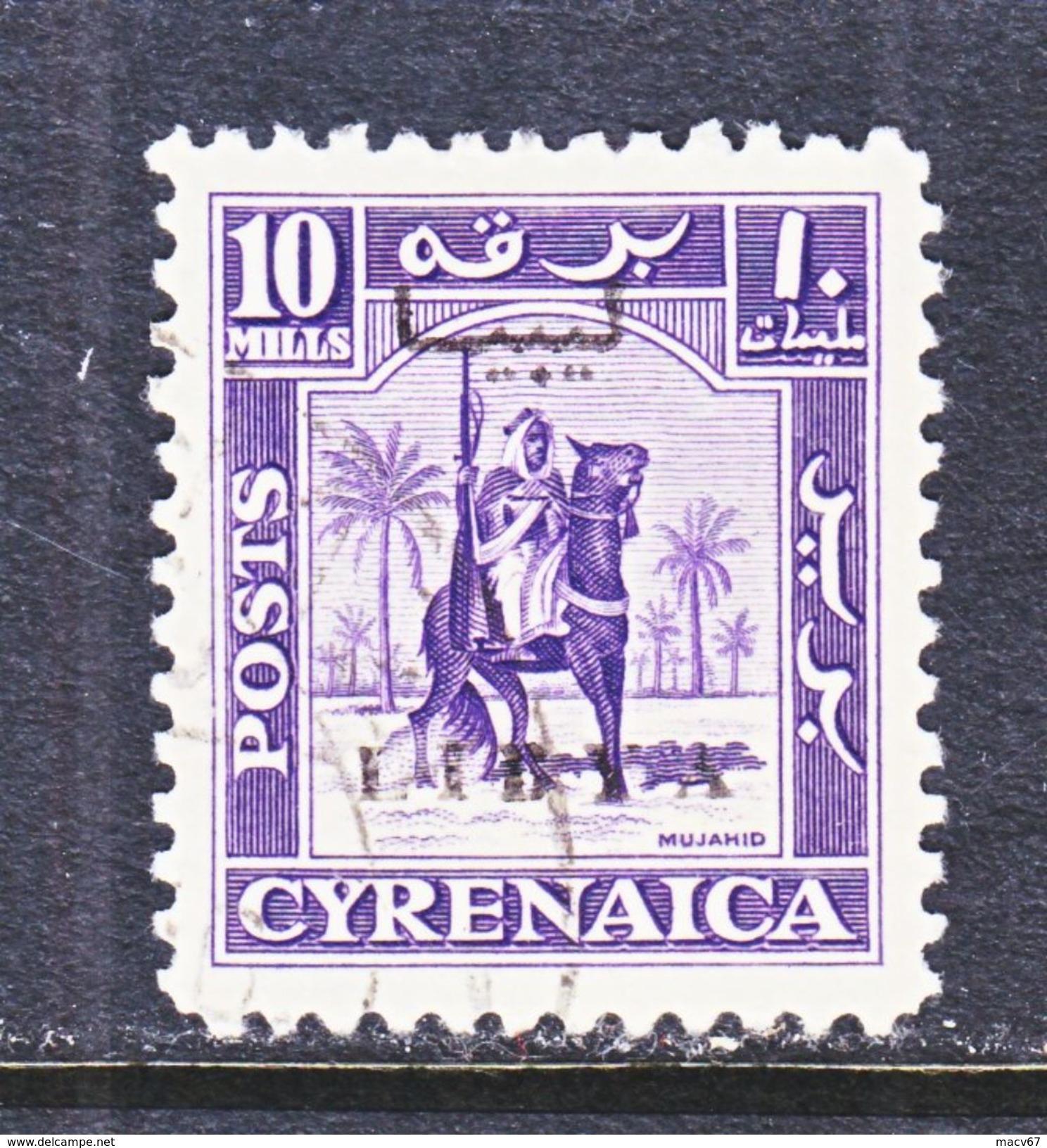 LIBYA  128   (o) - Libya