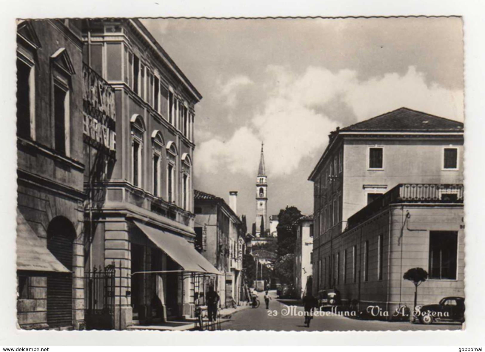Montebelluna - Via A.Serena- - Treviso