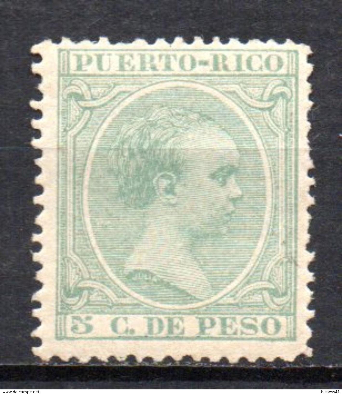 Puerto Rico  N° 110  Neuf XX MNH   Cote 8,50€ - Puerto Rico