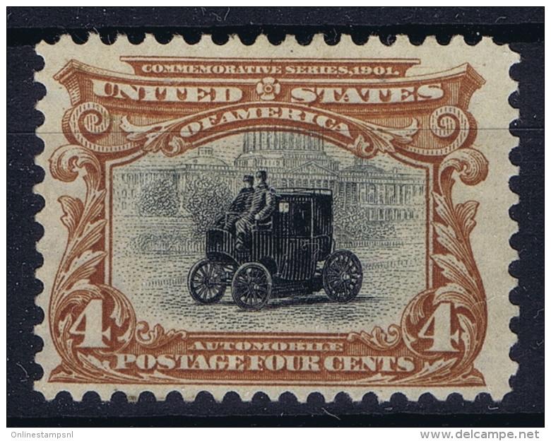 USA Sc Nr 296  Mi Nr 134  Not Used (*) SG  1901 - Unused Stamps