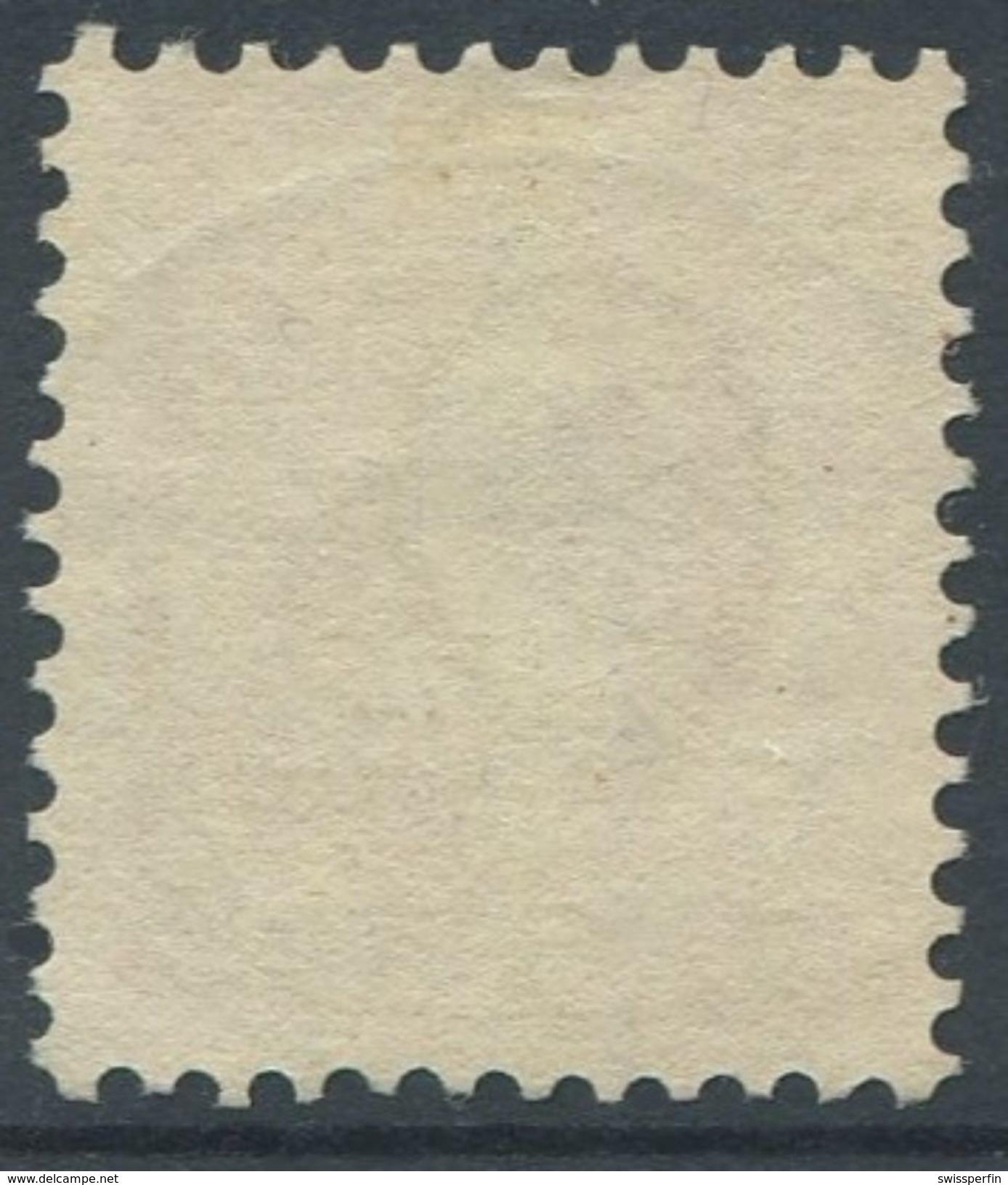 1651 -  3 Fr. Stehende Helvetia Mit Vollstempel ST. GALLEN 2.I.99 - 1882-1906 Wappen, Stehende Helvetia & UPU