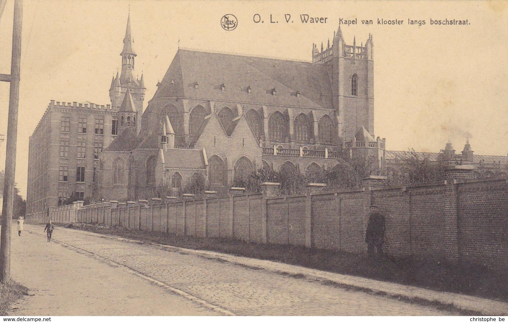 O.L.V Waver, Kapel Van Klooster Langs Boschlaan (pk37032) - Sint-Katelijne-Waver