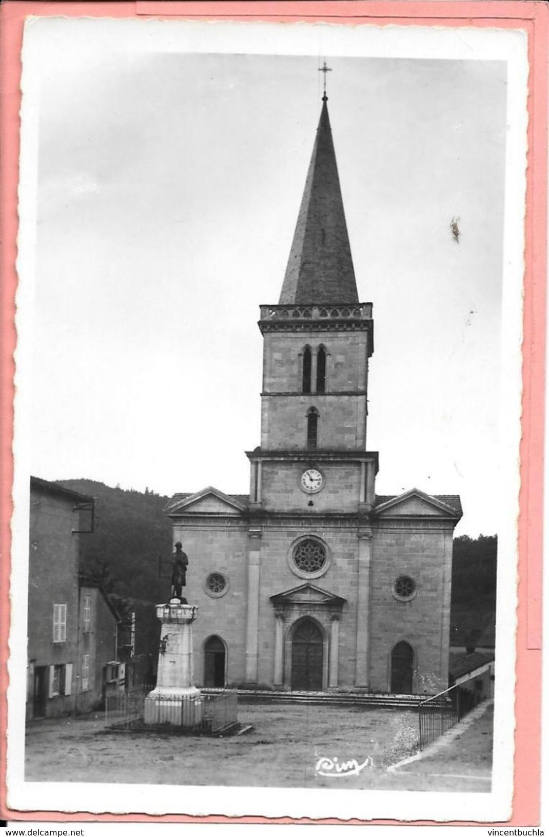 Ecoche - L'Eglise - Autres Communes