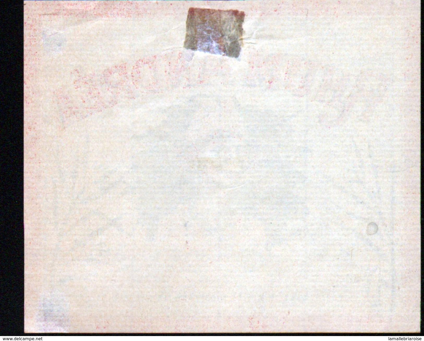 ETIQUETTE RHUM ANDREA (scannée Recto-verso) - Rhum
