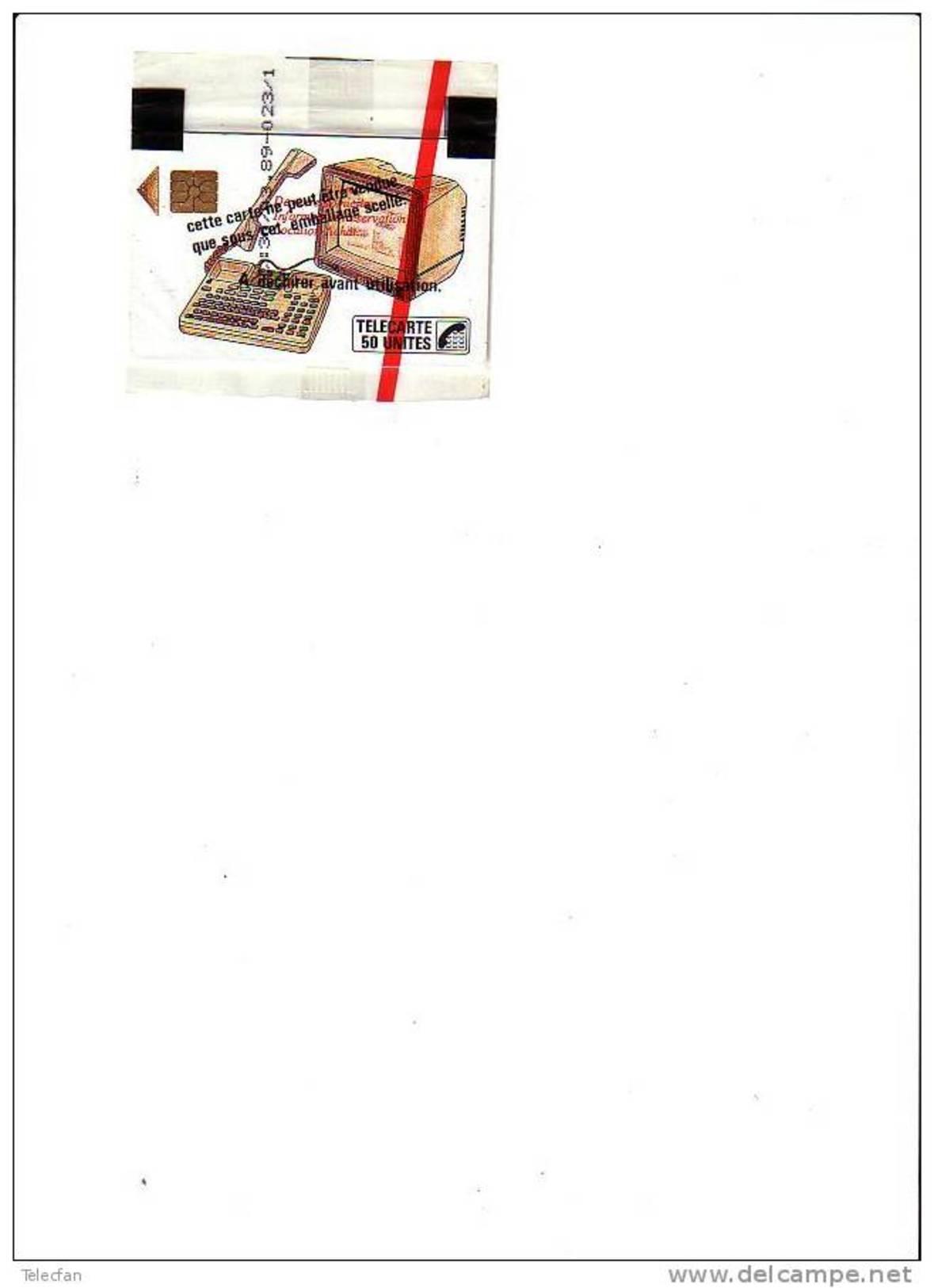 FRANCE BOURGES MINITEL 2000 EX MINT IN BLISTER TRES RARE COTE 700E - 1989