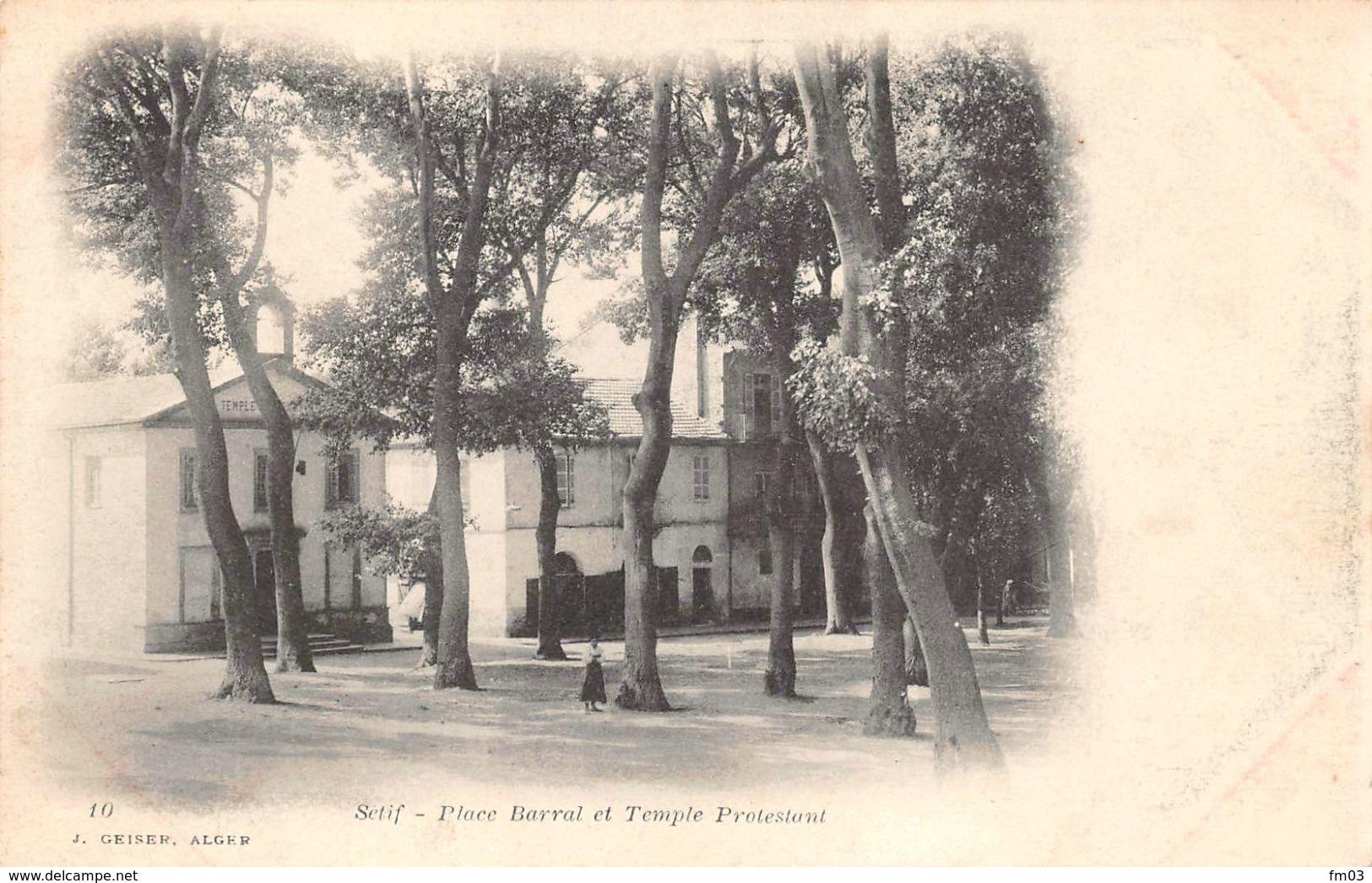 Sétif Temple - Setif