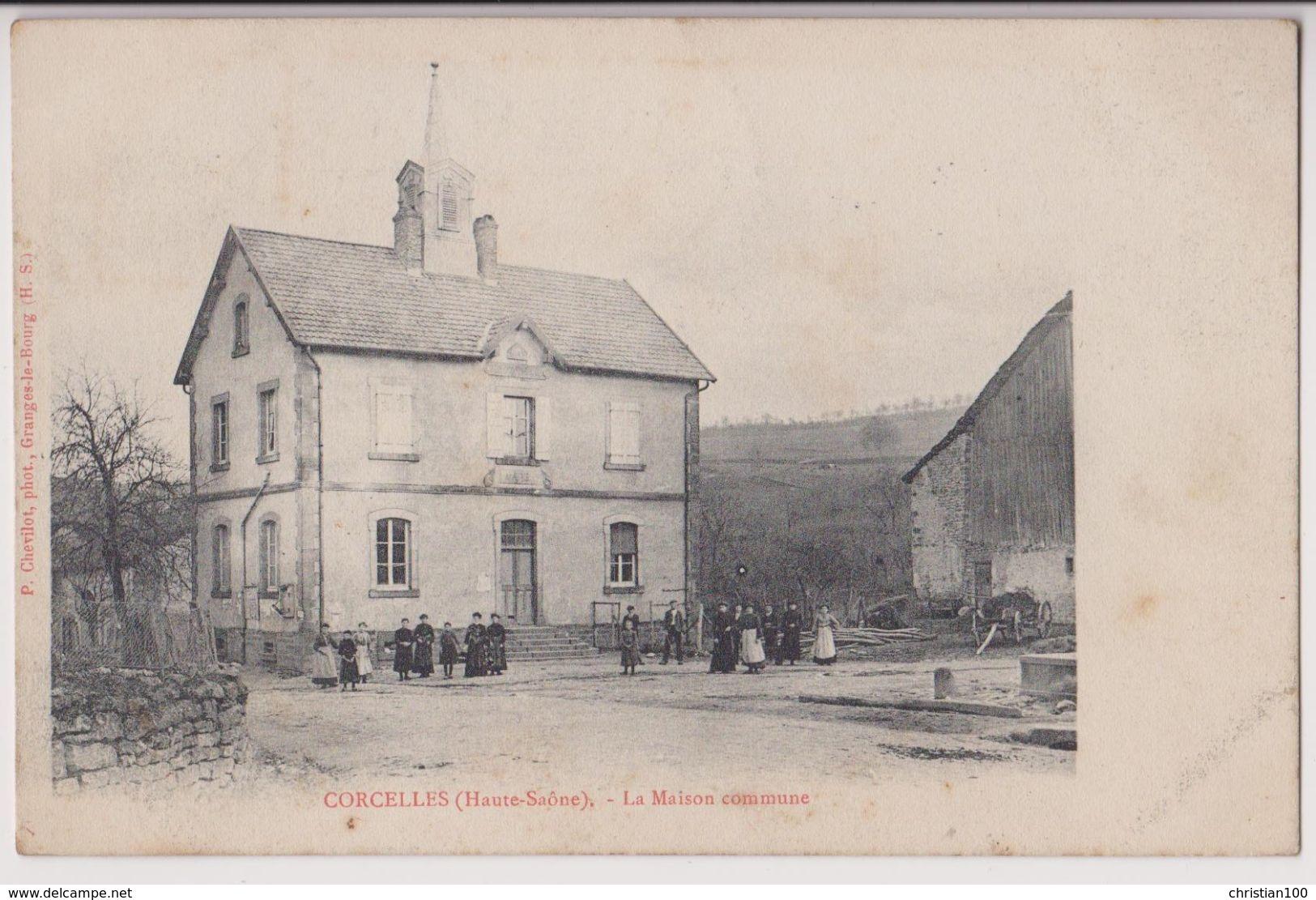 LOT DE 10 CPA DE FRANCE - TOUTES ECRITES - TOUTES SCANNEES - - Postcards