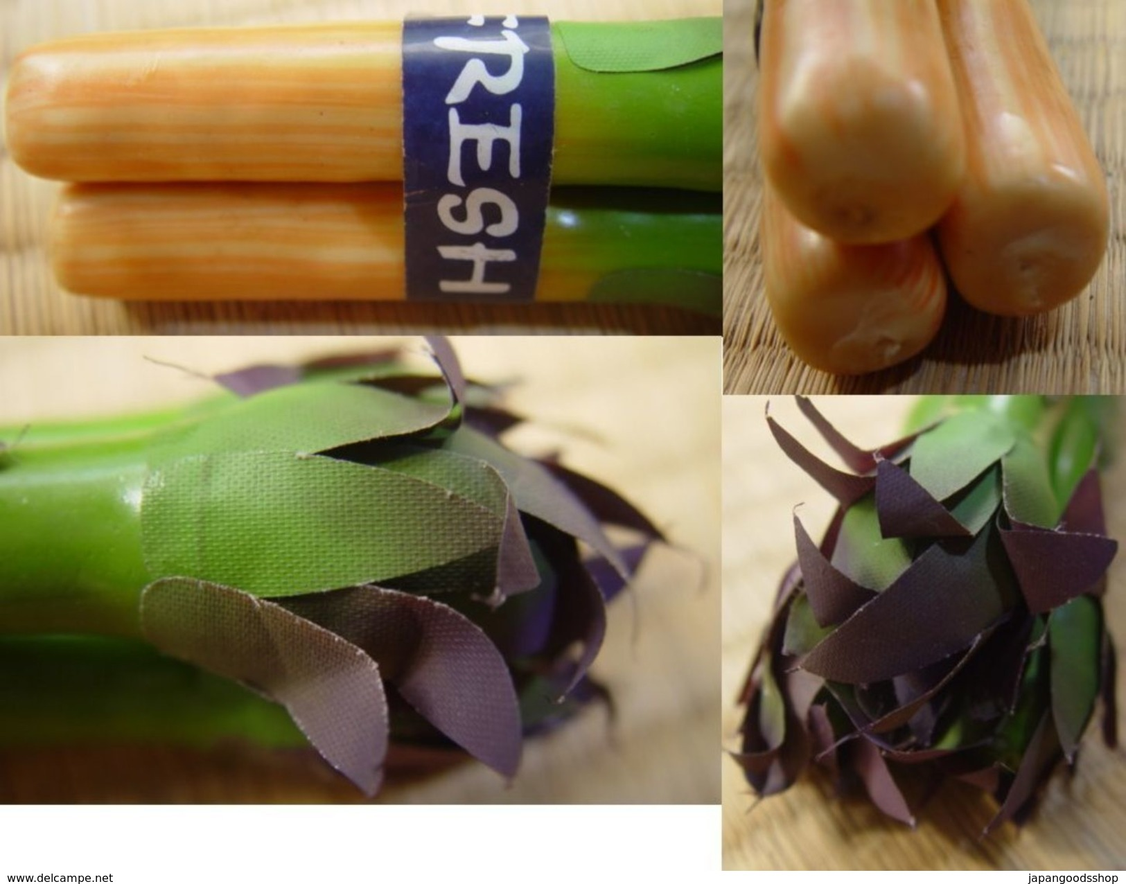 Artificial Asparagus Bunch - Creative Hobbies