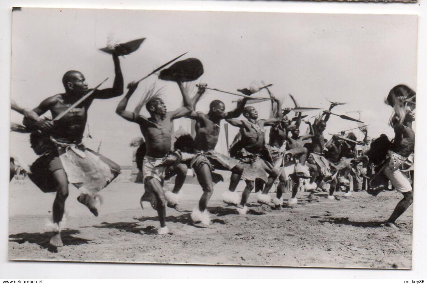 Mozambique--LOURENCO  MARQUES --Dançarinos De Zavala ( Très Animée ) - Mozambique