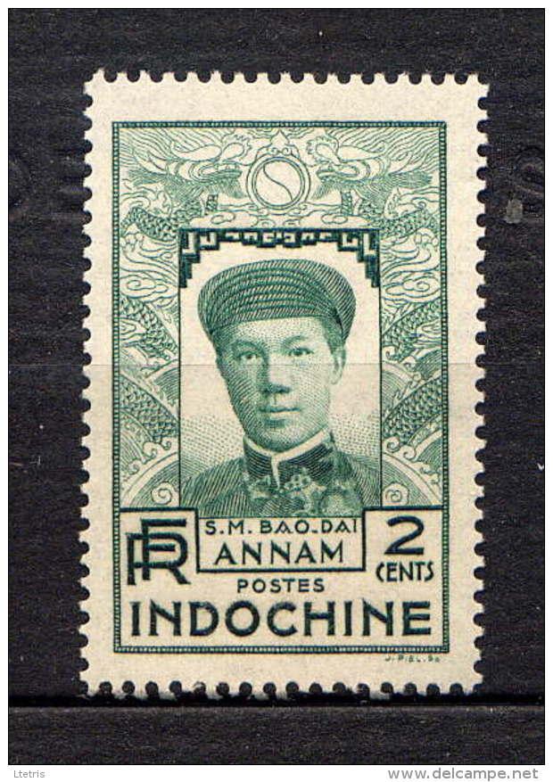 INDOCHINE - 172* - S.M. BAO-DAÏ - Indochina (1889-1945)