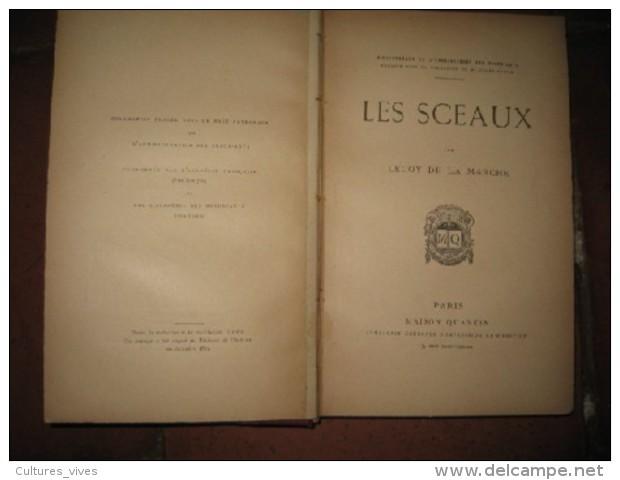 Les Sceaux. - Livres, BD, Revues
