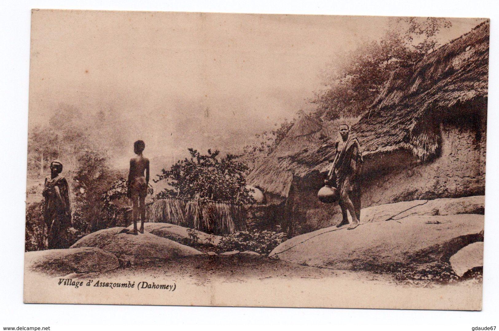 VILLAGE D'ASSAZOUMBE - Benin