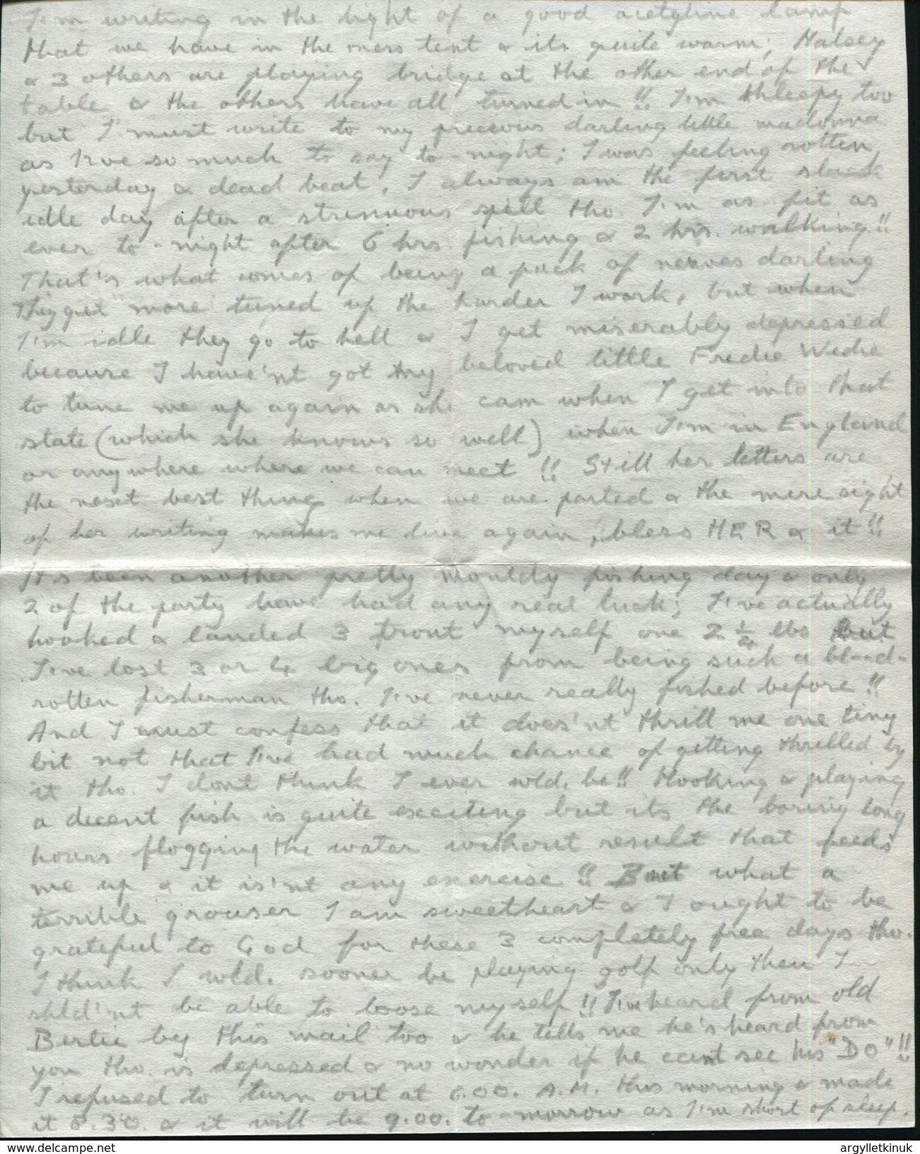 KING EDWARD EIGTH CANADA TRAIN TOUR RAILWAY WINNIPEG 1919 GOLF - Other Collections