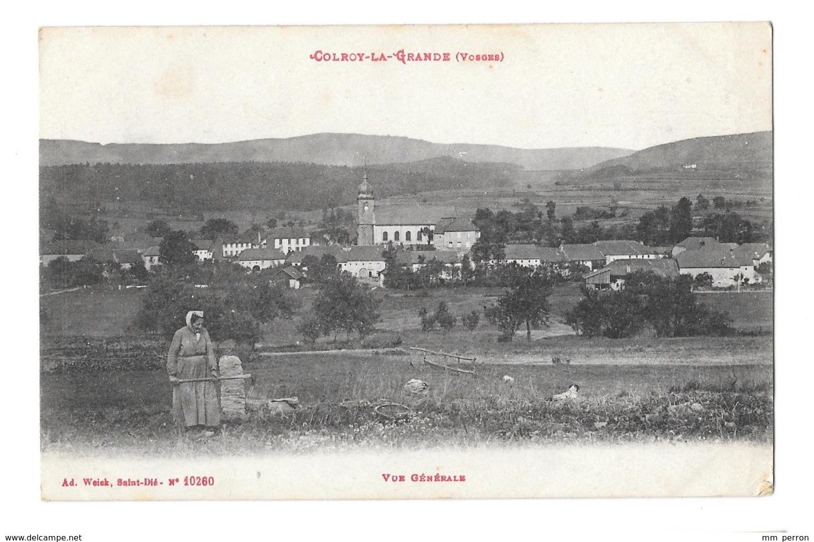 (15528-88) Colroy La Grande - Vue Générale - Colroy La Grande