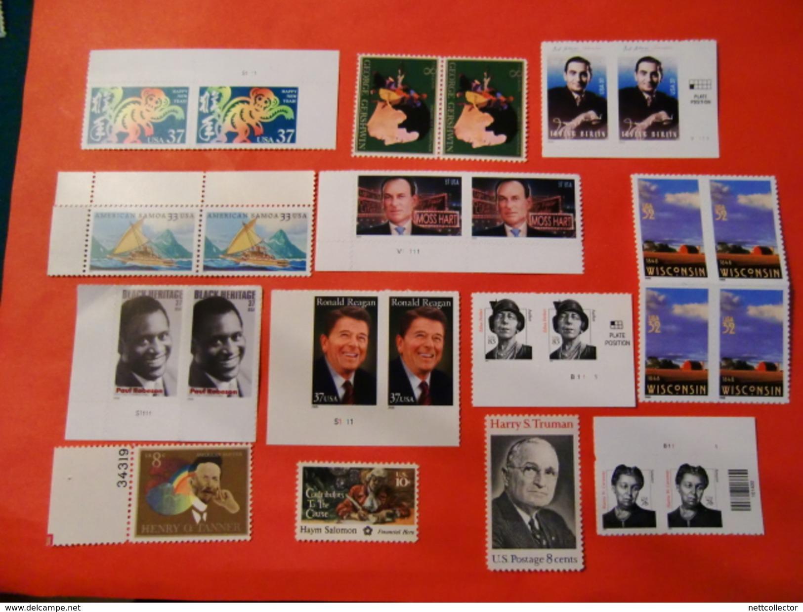 COLLECTION FRANCE/ USA/ CANADA/ RUSSIE/ TIMBRES PUB/ LETTRES/  RARETES /VARIETES /PA ...BEL ENSEMBLE à DECOUVRIR - Colecciones Completas