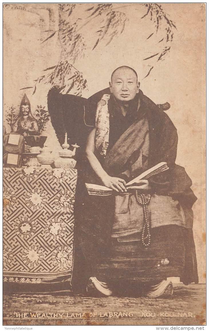 TIBET / The Wealthy Lama Of Labrang - Tibet