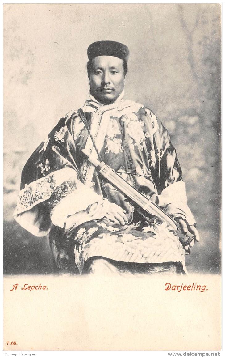 TIBET / A Lepcha - Tibet
