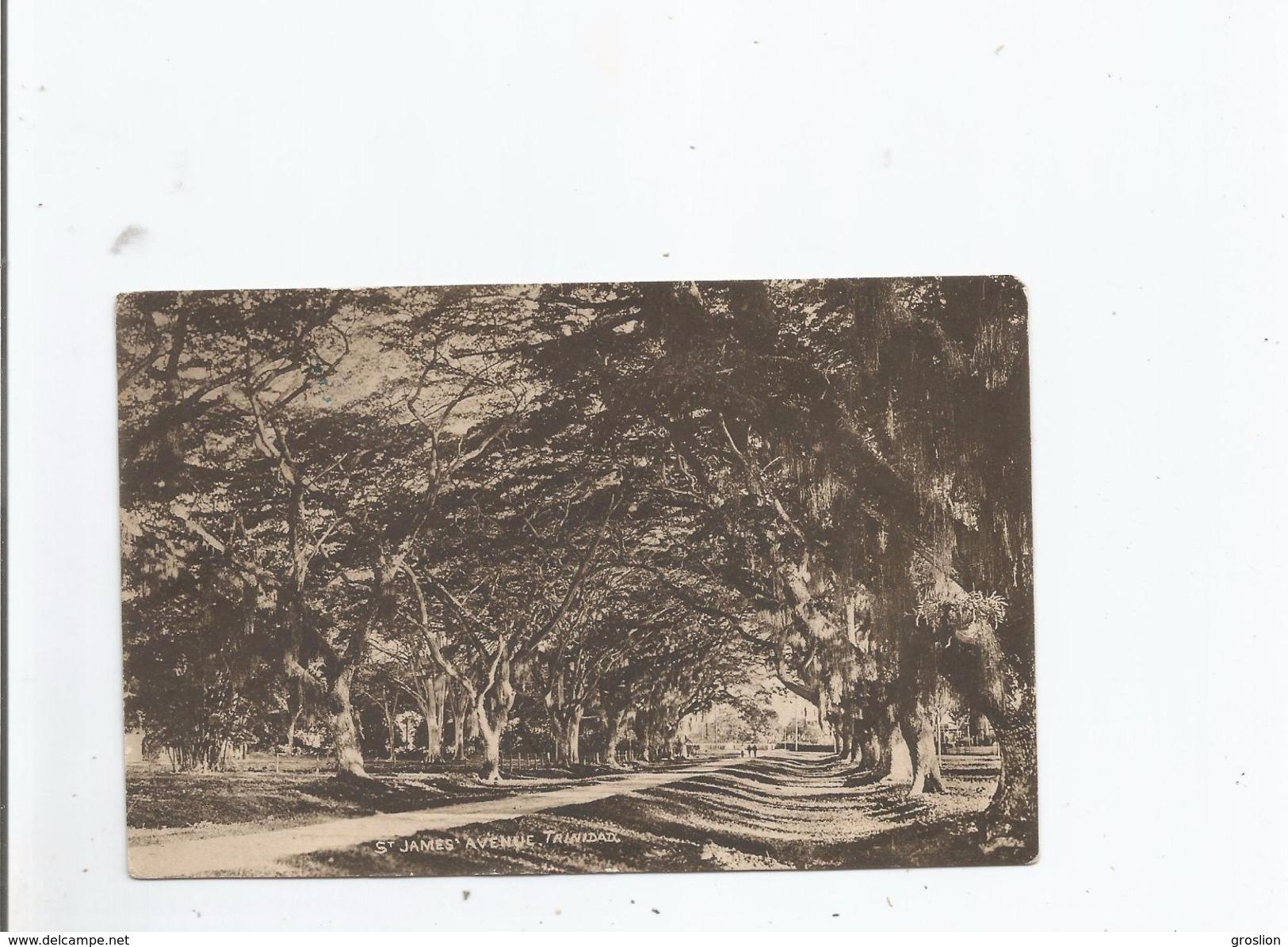 TRINIDAD (TRINITE ET TOBAGO) ST JAMES AVENUE - Trinidad