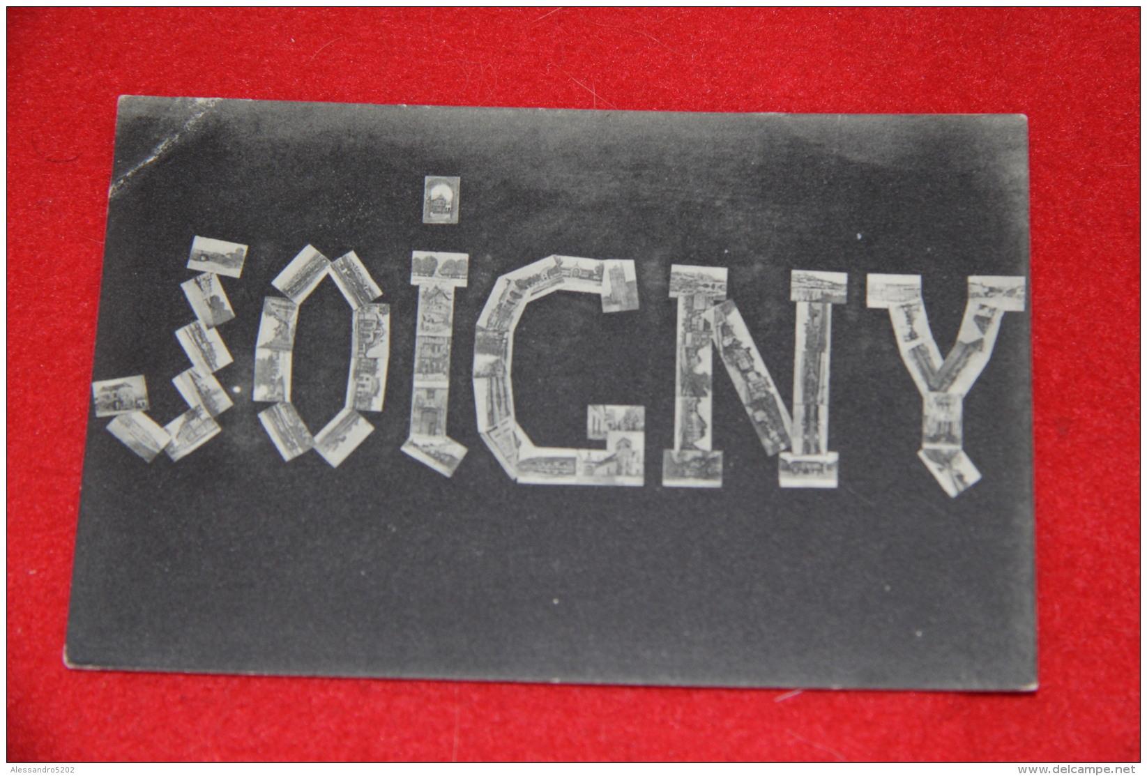 89 Joigny 1908 - Joigny