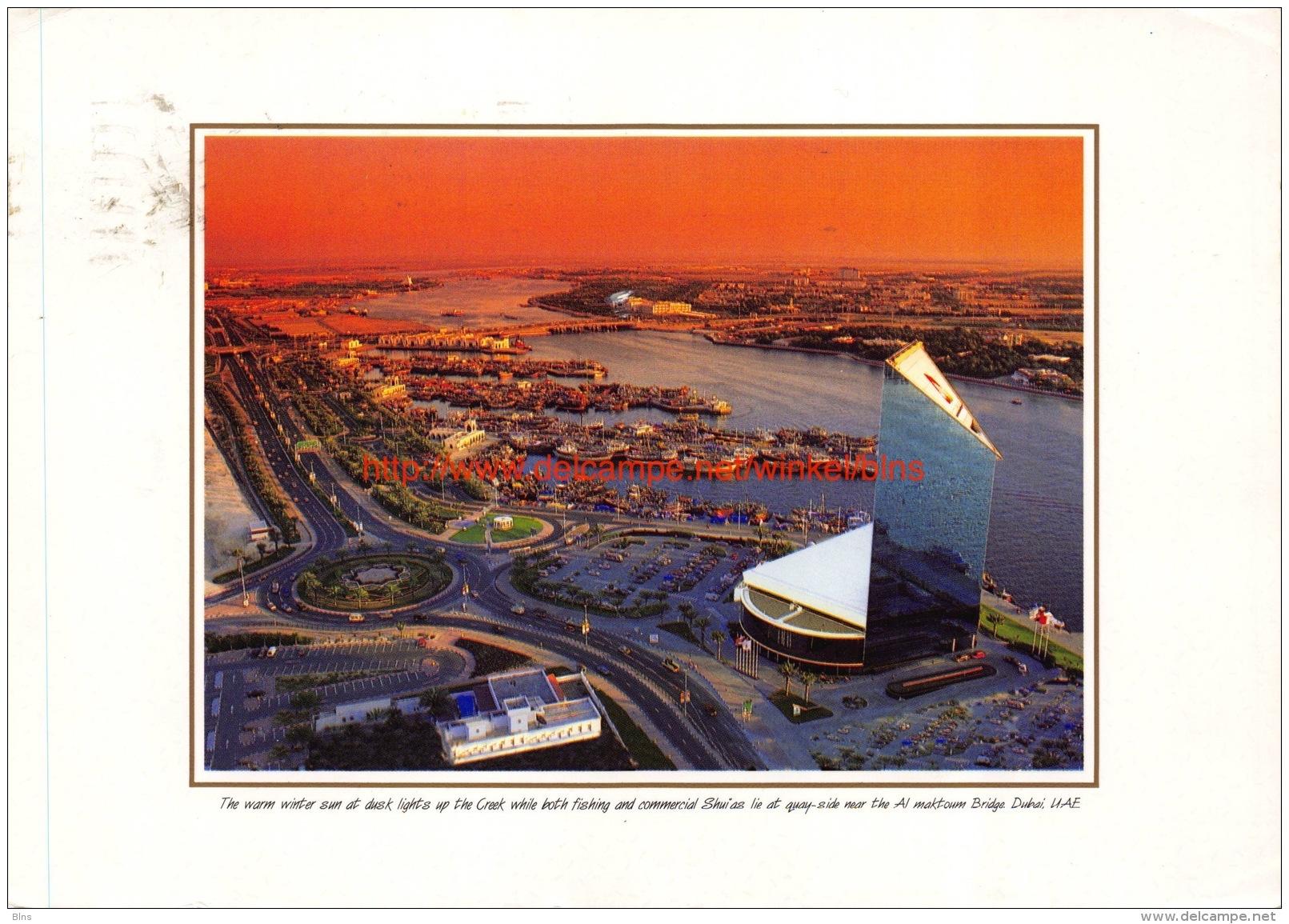 Al Maktoum Bridge - Dubai - Dubai