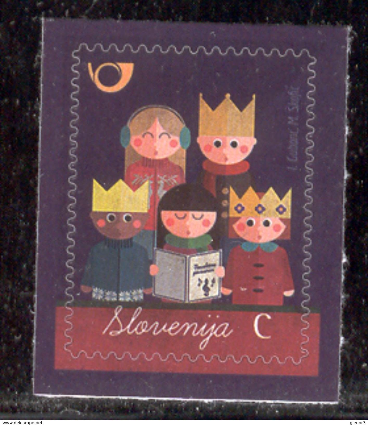 SLOVENIA 2015 New Year's Day; Scott Catalogue No. 1153 MNH - Slovenia