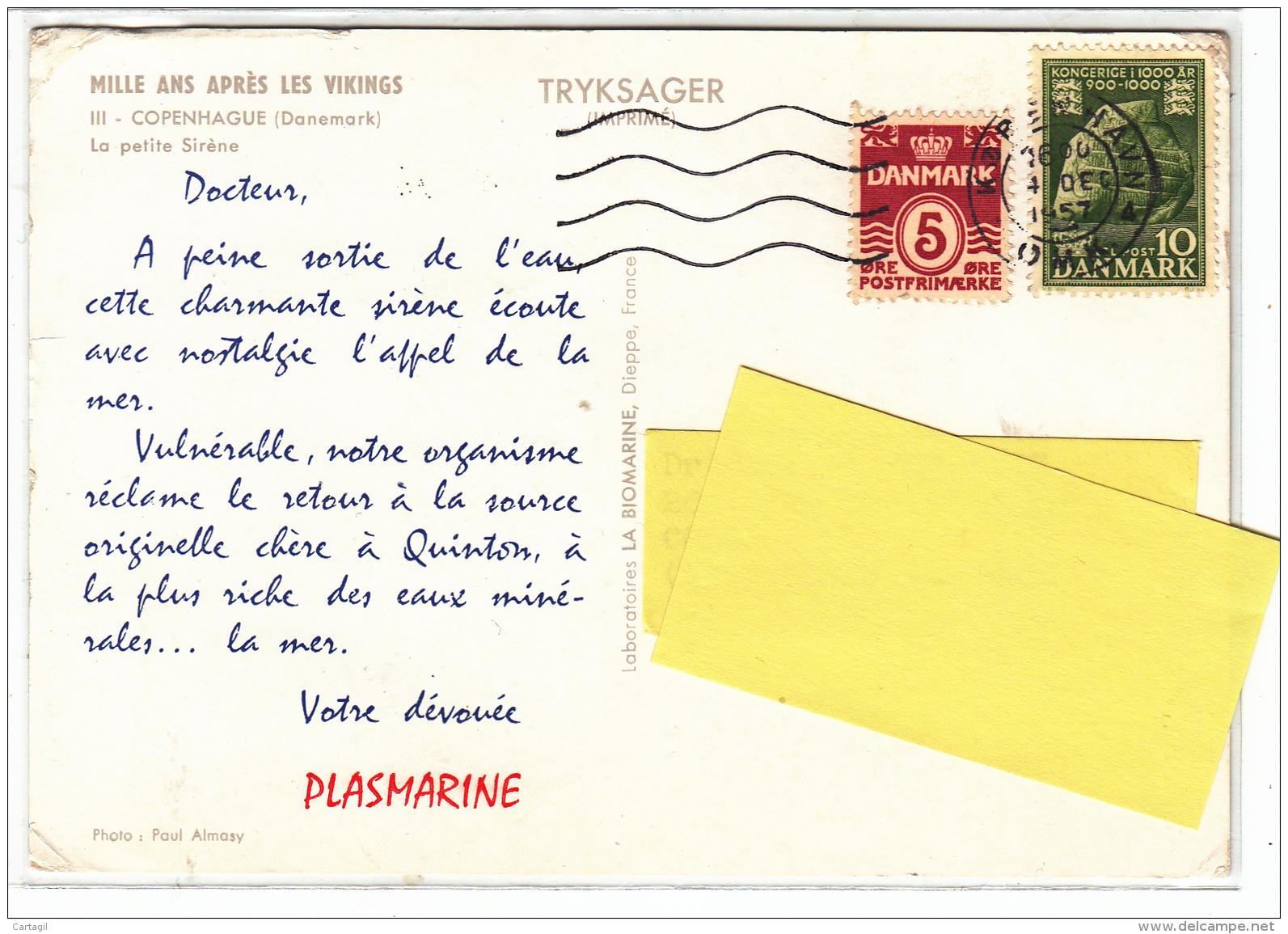 Lot - L268  -   Superbe  Lot  14 CPM GF Publicité  Laboratoire Parmaceutique  ( Voir Scans Et Description) - Cartoline