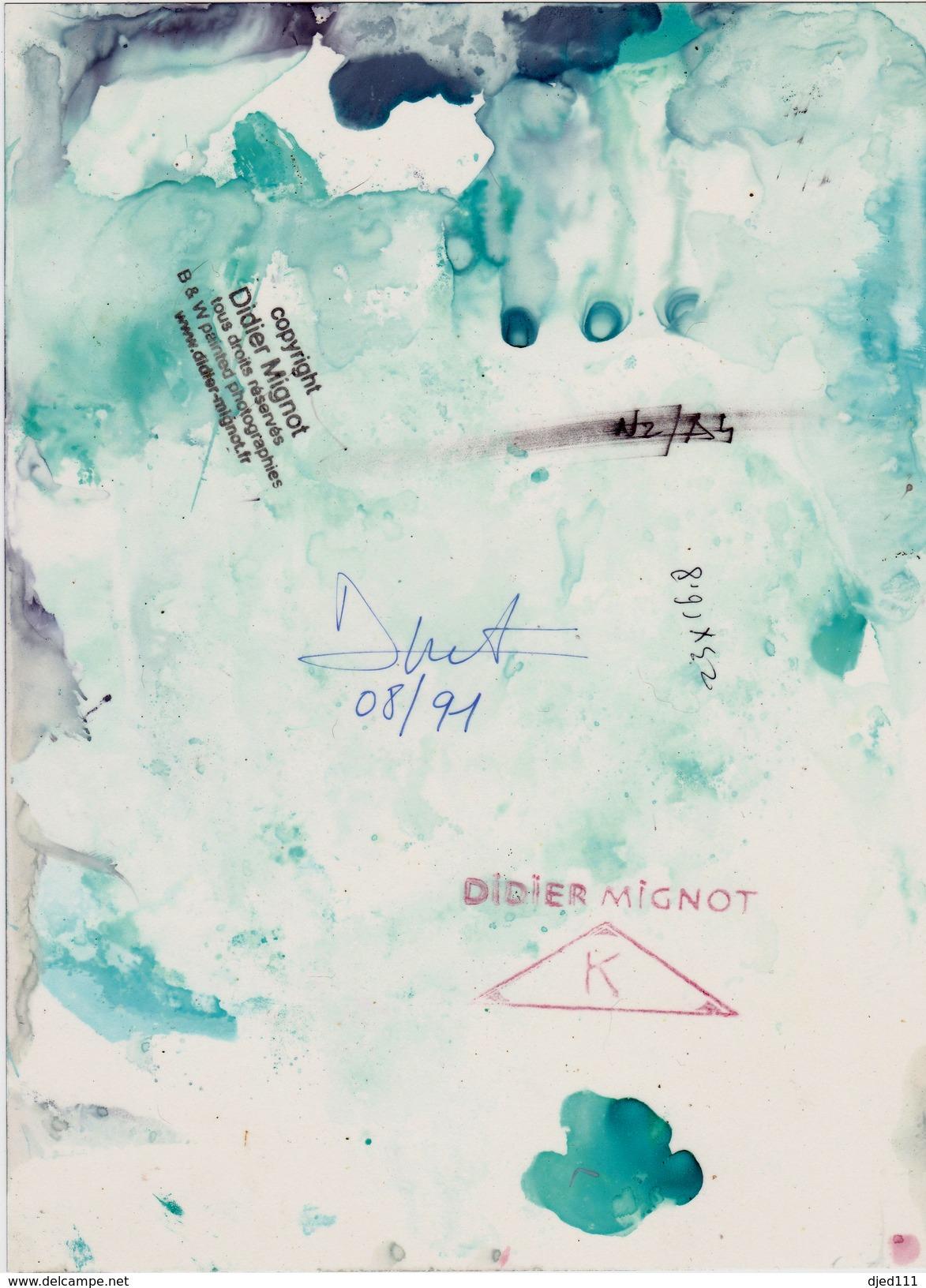 """ Image Pieuse ""   Didier Mignot - Autres Collections"