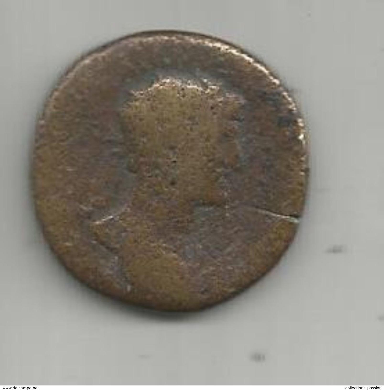 Monnaie , à Identifier - Unknown Origin