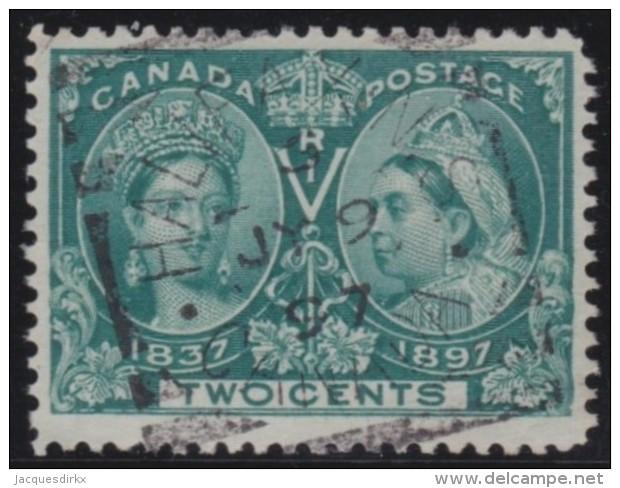 Canada        .    SG     .   124     .       O      .   Gebruikt    .    /  .   Cancelled - Gebruikt
