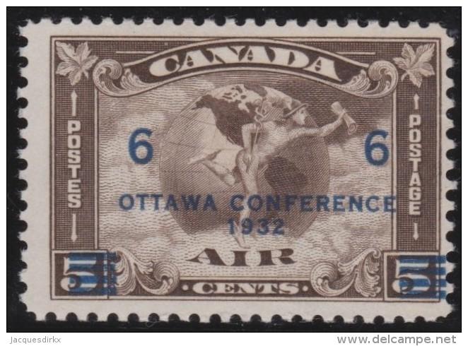 Canada         .    SG     .      318       .      **      .      Postfris   .    /  .   MNH - Ongebruikt