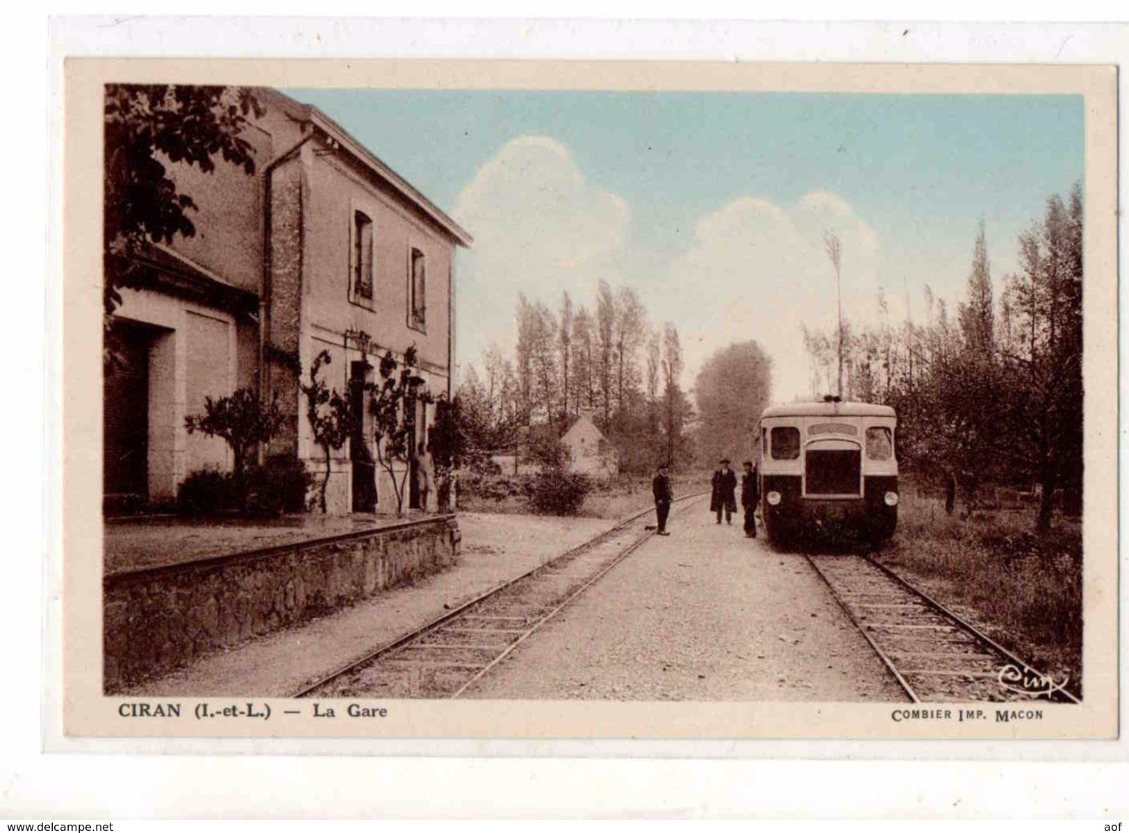 37-38 CIRAN Gare - Other Municipalities