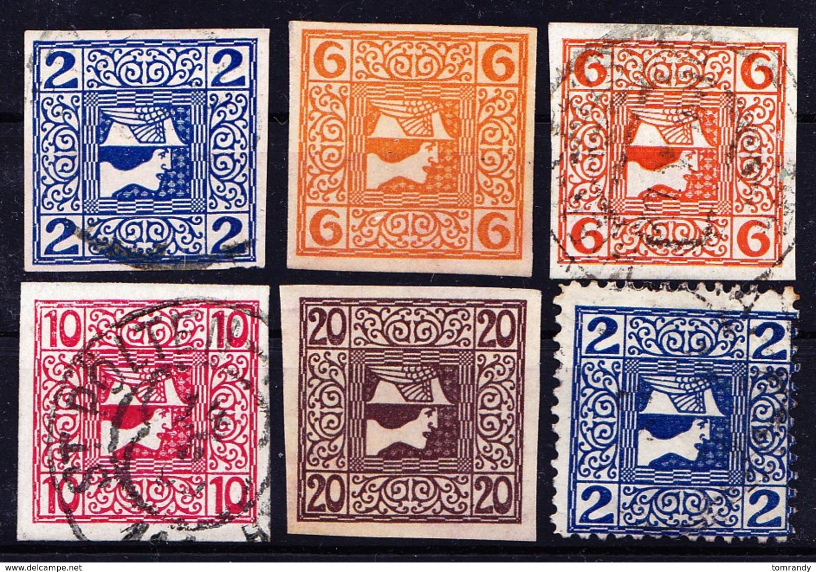 Österreich 1867-1920, Zeitungsmarken - Zeitungsmarken