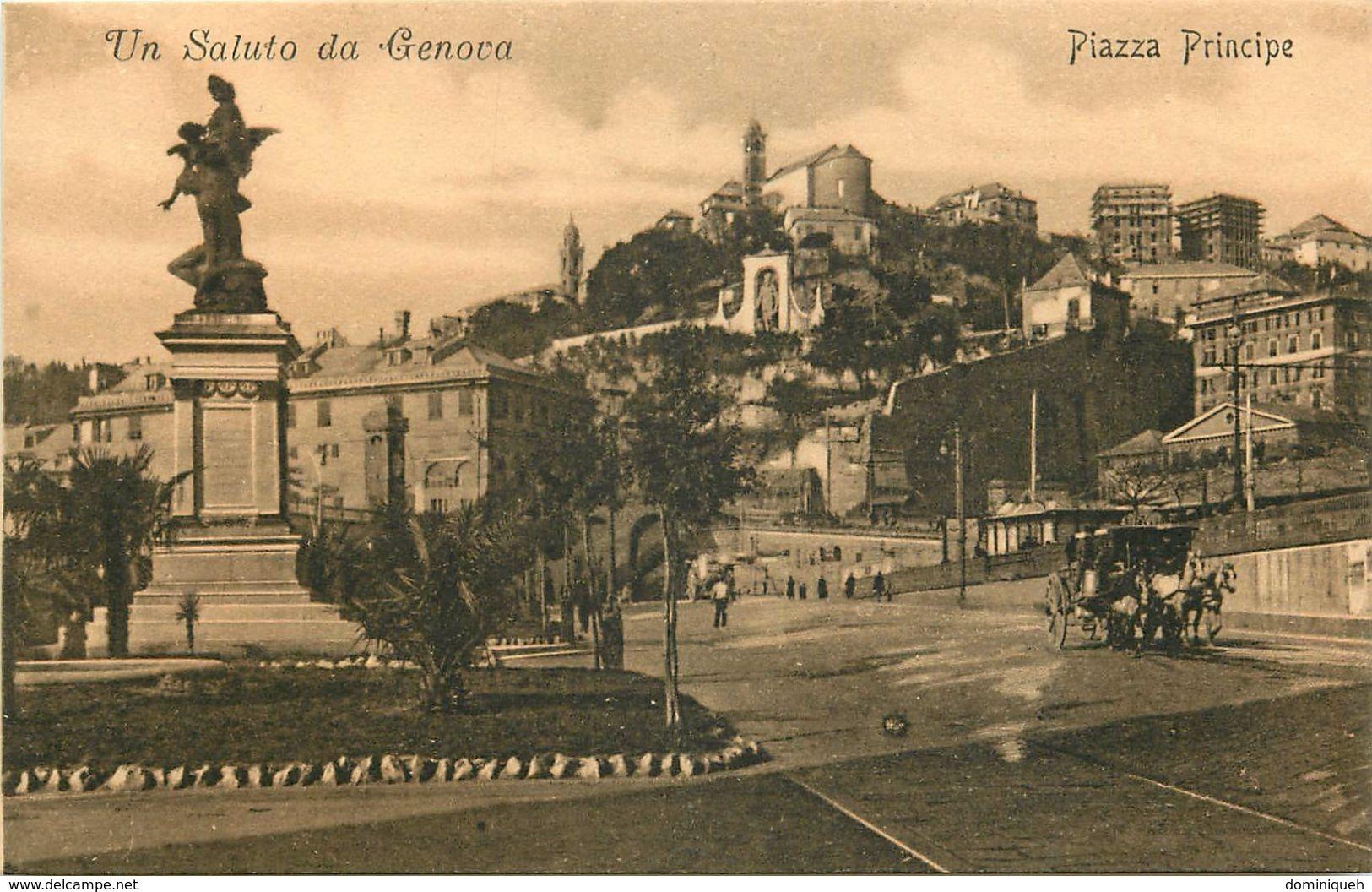 Lot De 40 CPA D'Italie Italia - Cartes Postales