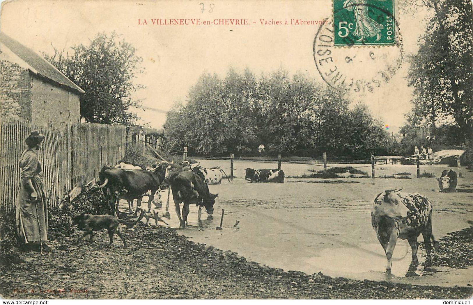 Lot De 50 CPA Des Yvelines 78 Plusieurs Très Belles Animations - Cartes Postales