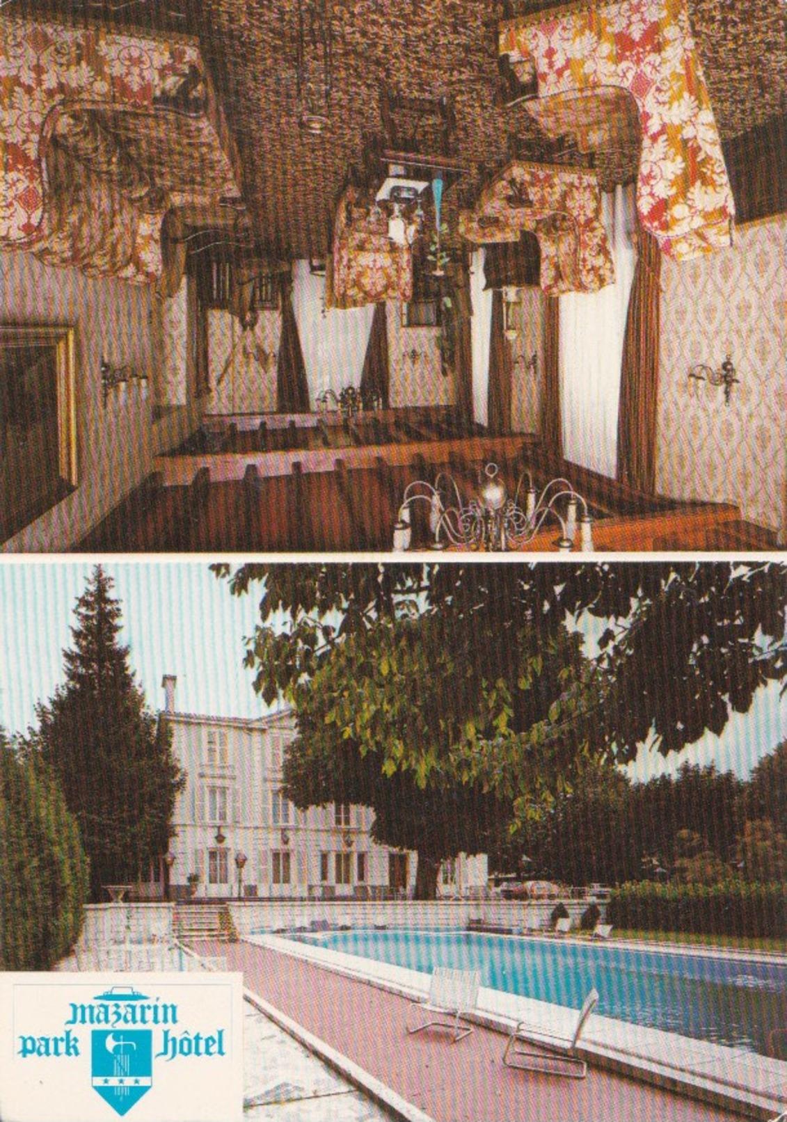 Mazarin Park Hôtel Montée Roy FONTAINES Sur SAONE - Francia
