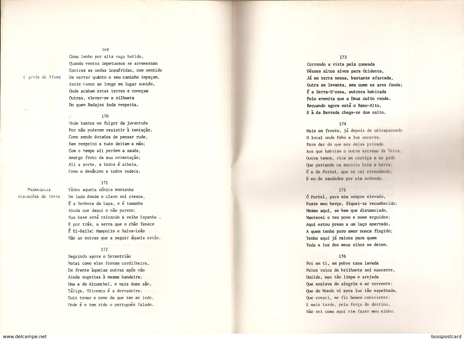 Monsaraz - O Cicerone - Altino José Baião. Évora. - Poetry