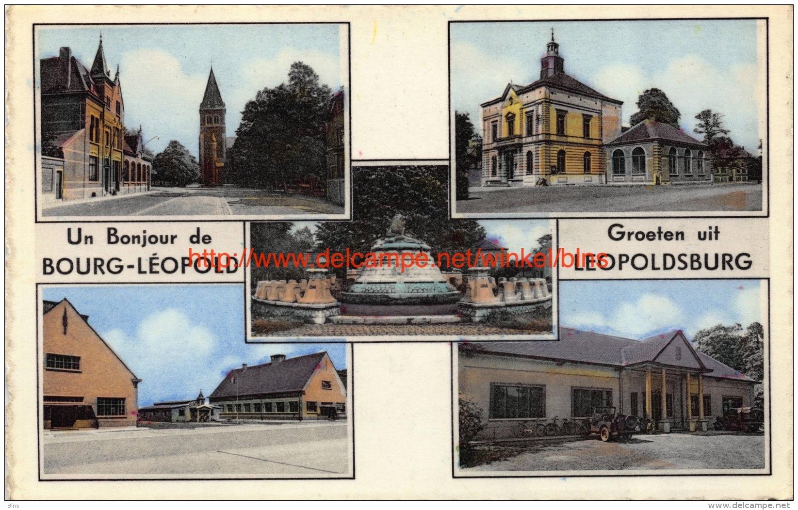 Groeten Uit Â… - Leopoldsburg - Leopoldsburg