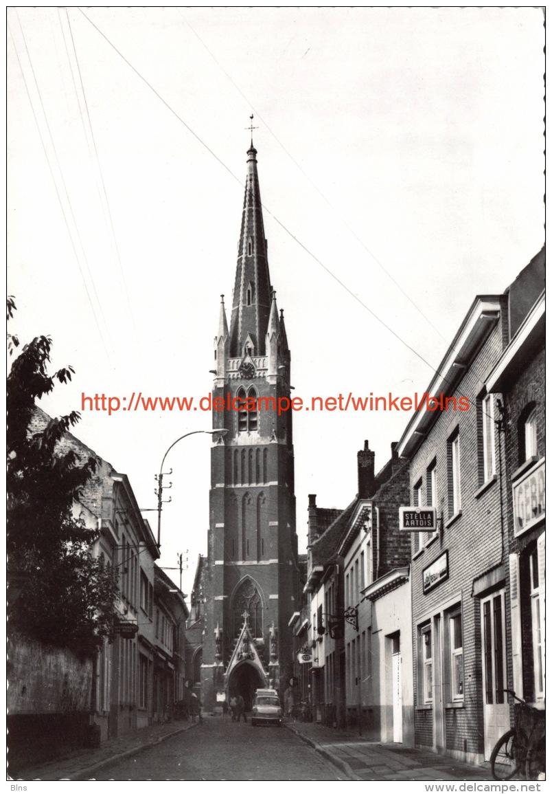 Kerk - Oudenburg - Oudenburg