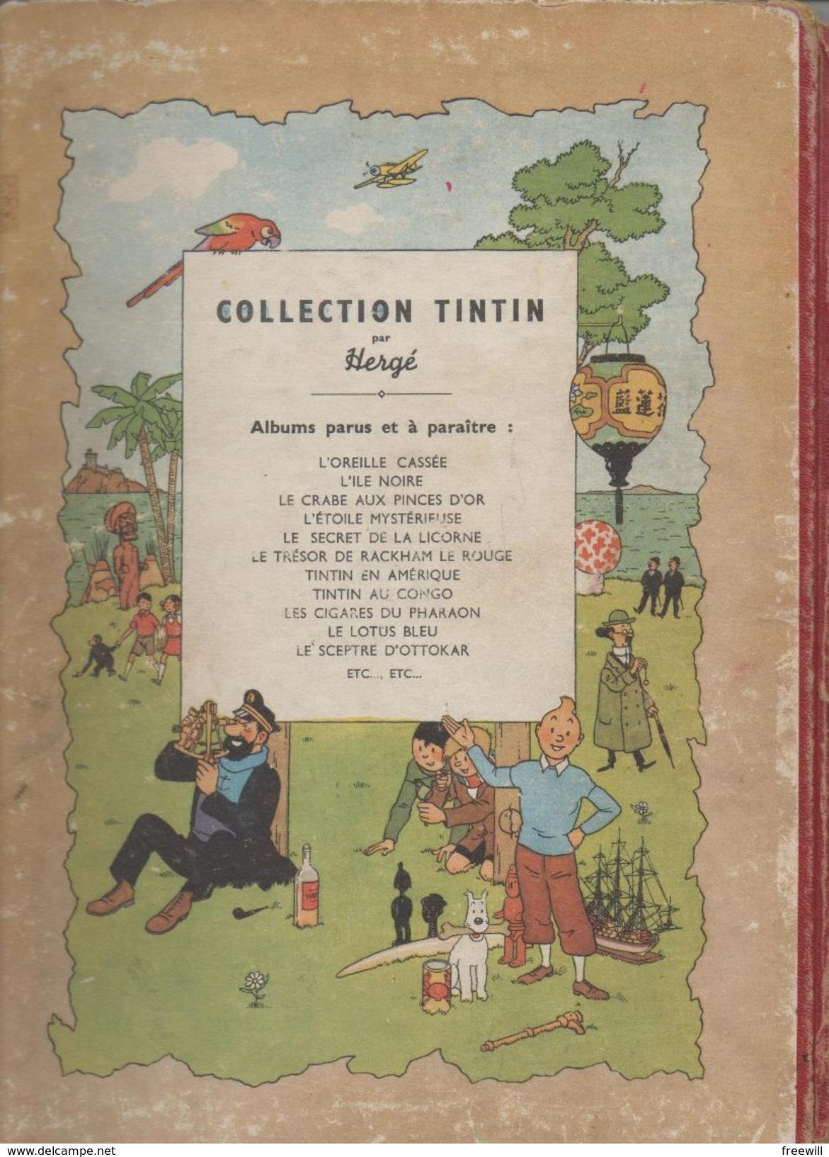 Le Sceptre D'Ottokar - Hergé