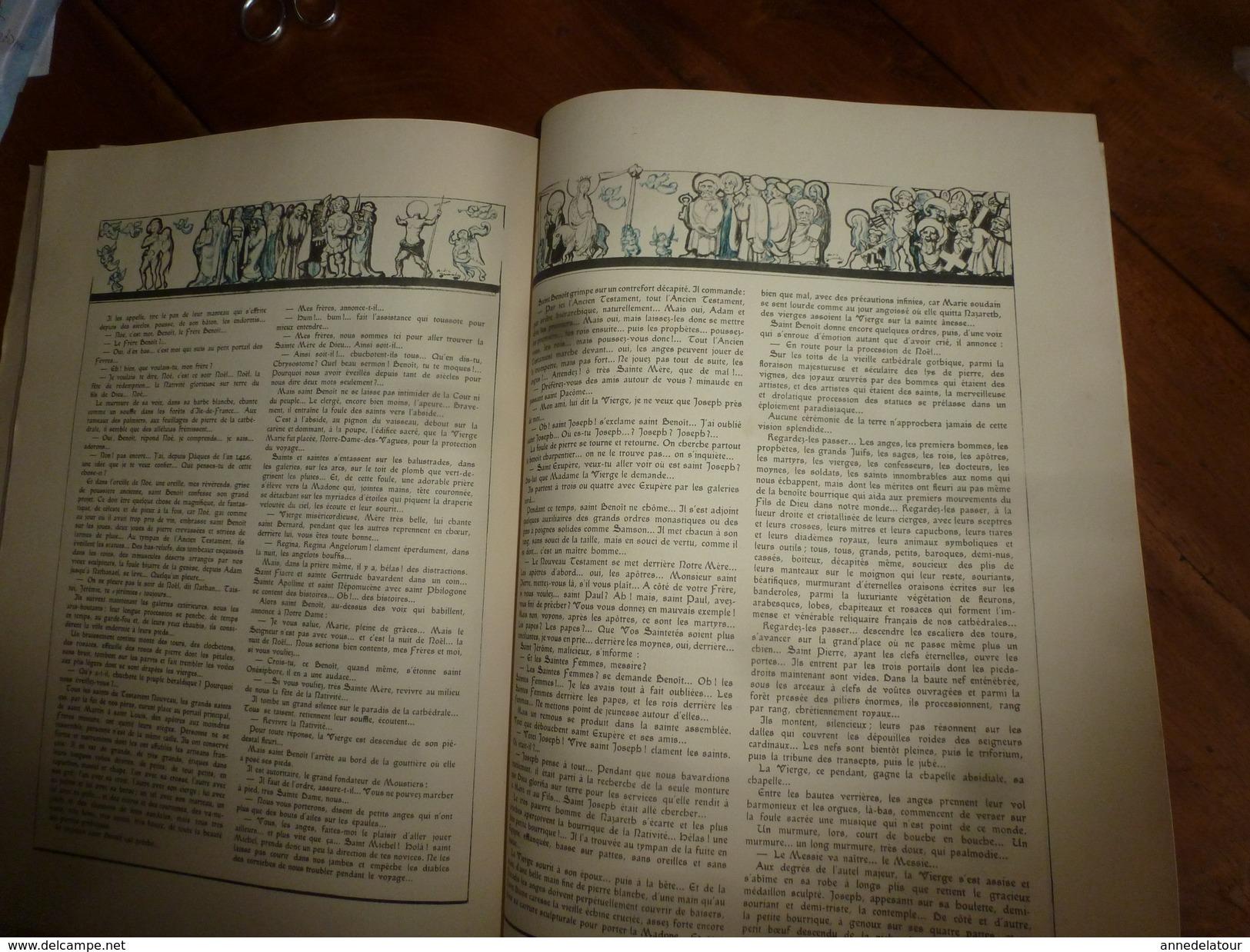 1929 L'ILLUSTRATION Spécial NOËL:Pubs,dont Coul. La Vache Qui Rit;Les Belles Reliures;Estampes Japon;Bars De Paris;etc - Journaux - Quotidiens