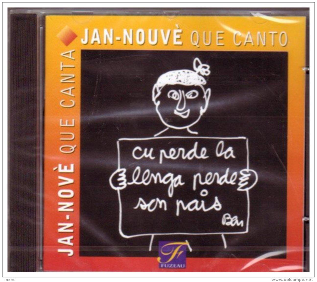 Jan-Novè Que Canta - Jan-Nouvè Que Canto - Ohne Zuordnung