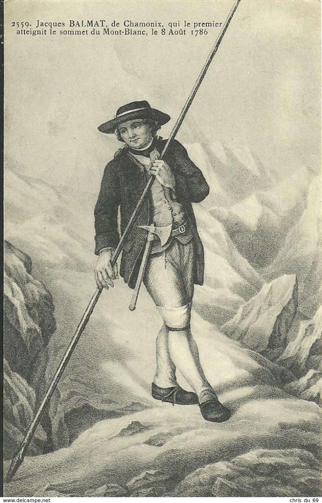 Jacques Balmat De Chamonix - Chamonix-Mont-Blanc