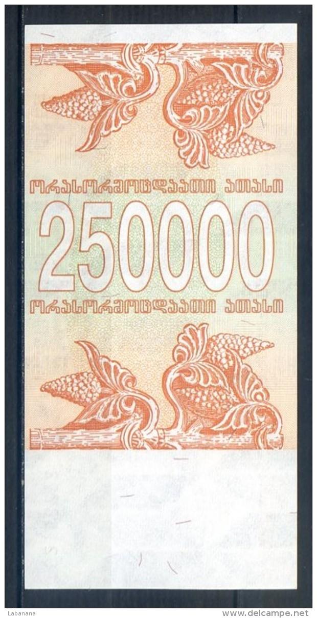 506-Géorgie Billet De 250 000 Laris 1994 - 021 - Géorgie