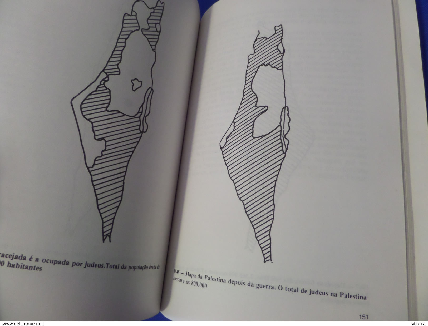 A Palestina Na Historia Palestine In History La Palestina En La Historia Palestine Dans L'histoire - Cultura