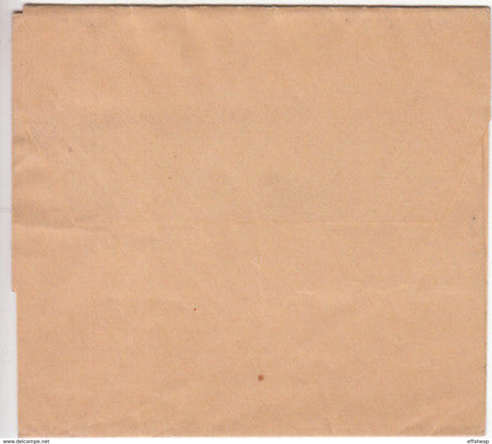 Cyprus: QV Ten Paras Newspaper Wrapper From Larnaca, 3 February 1895 - Cyprus (...-1960)