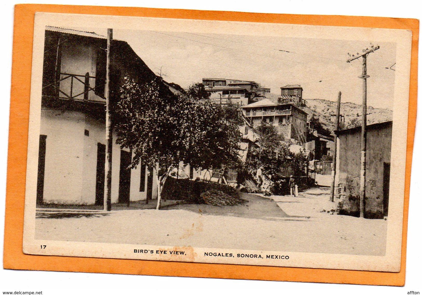 Nogales Mexico 1920 Postcard - Mexico