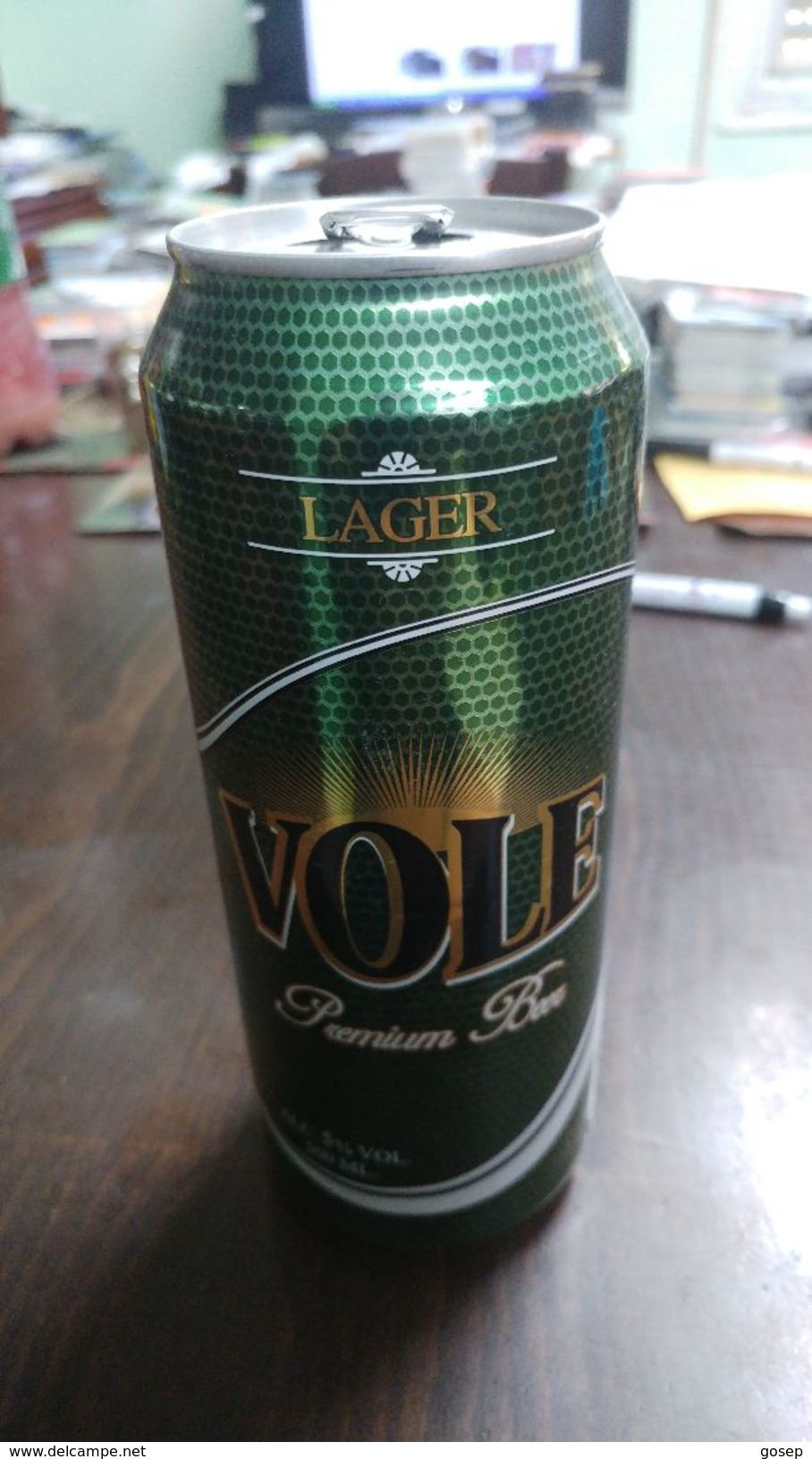 Turkey-vole Lagar Cans- - Cannettes