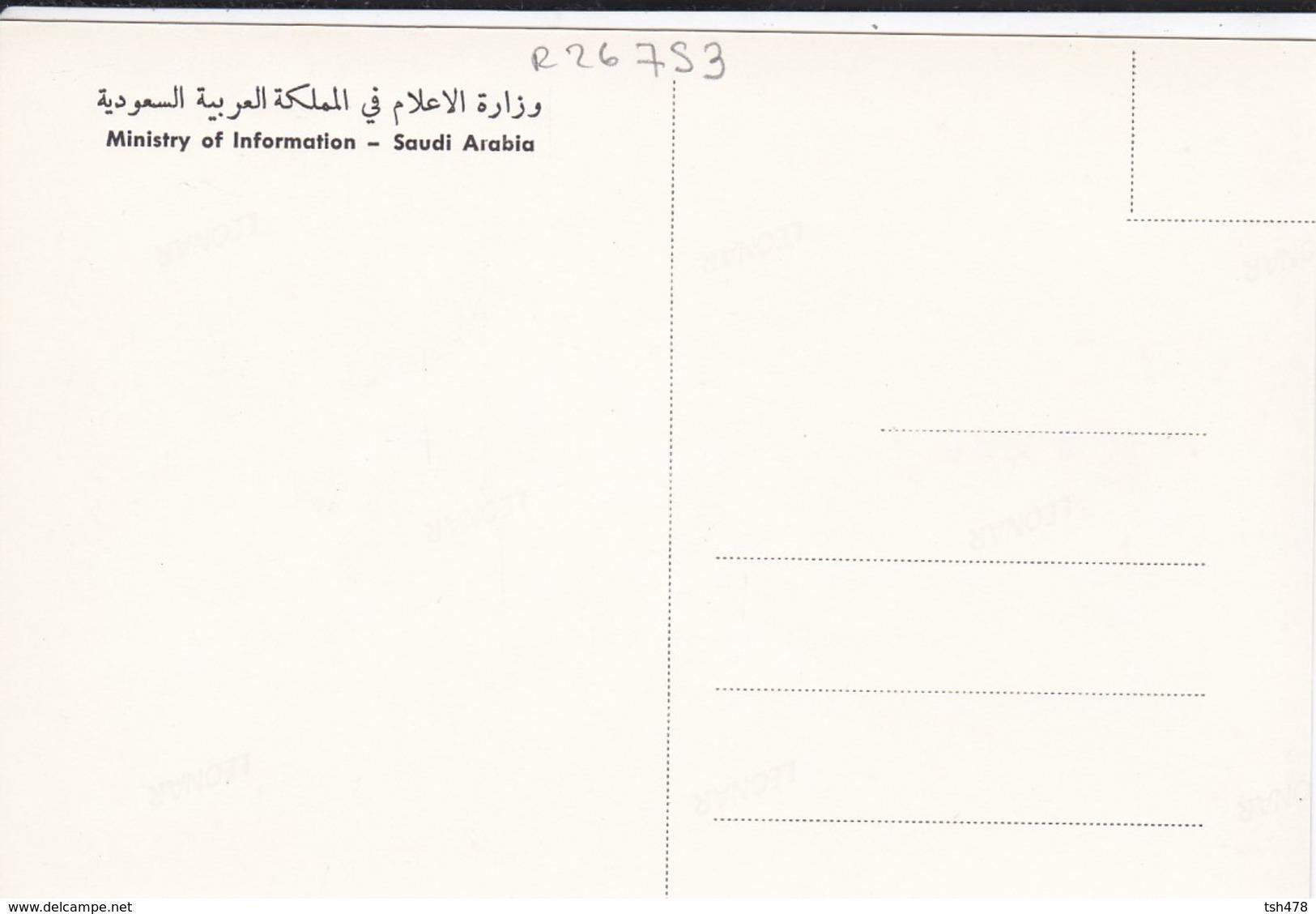 SAUDI ARABIA--RARE--archetecture In Taif--munistry Of Information--carte Photo--voir 2 Scans - Arabie Saoudite