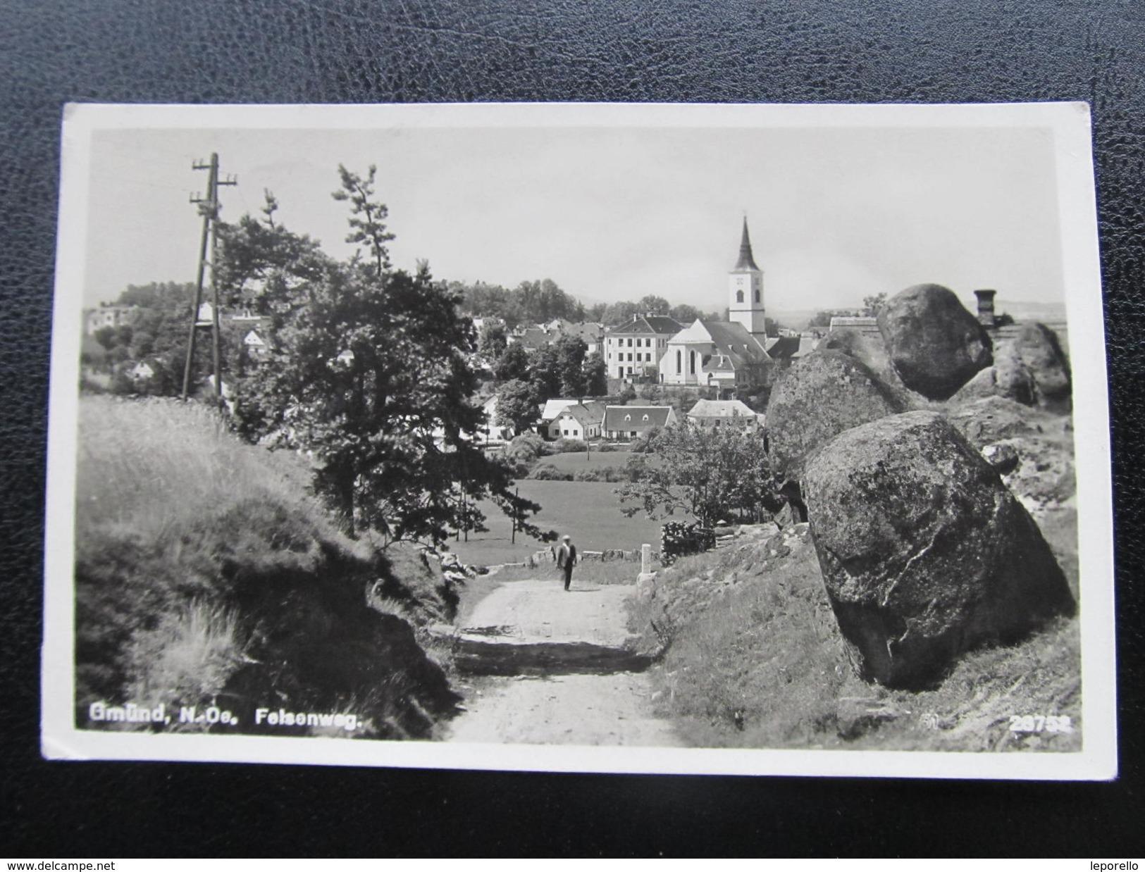 AK GMÜND 1930 /// D*26415 - Gmünd